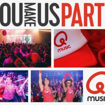 Qmusic The Party