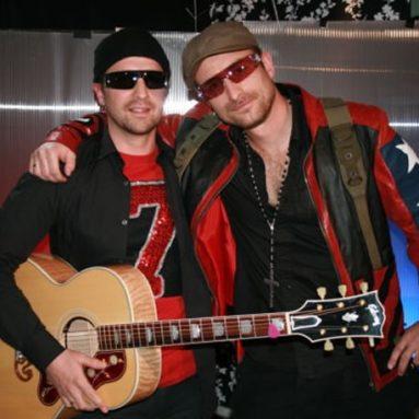 Just Like Bono & The Edge