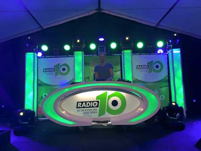 Radio 10 Drive In Show boeken