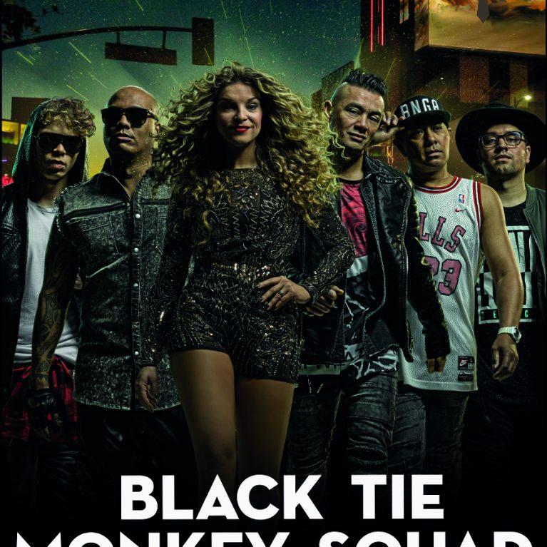 Black Tie Monkey Squad