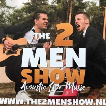 The 2Men Show boeken
