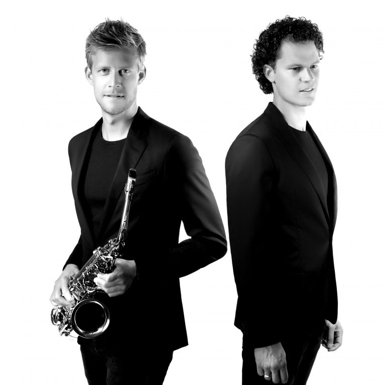 Wayland and Falko on Sax