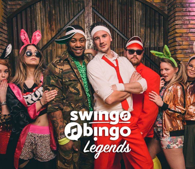 Swingo Bingo Legends