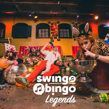 Swingo Bingo Legends