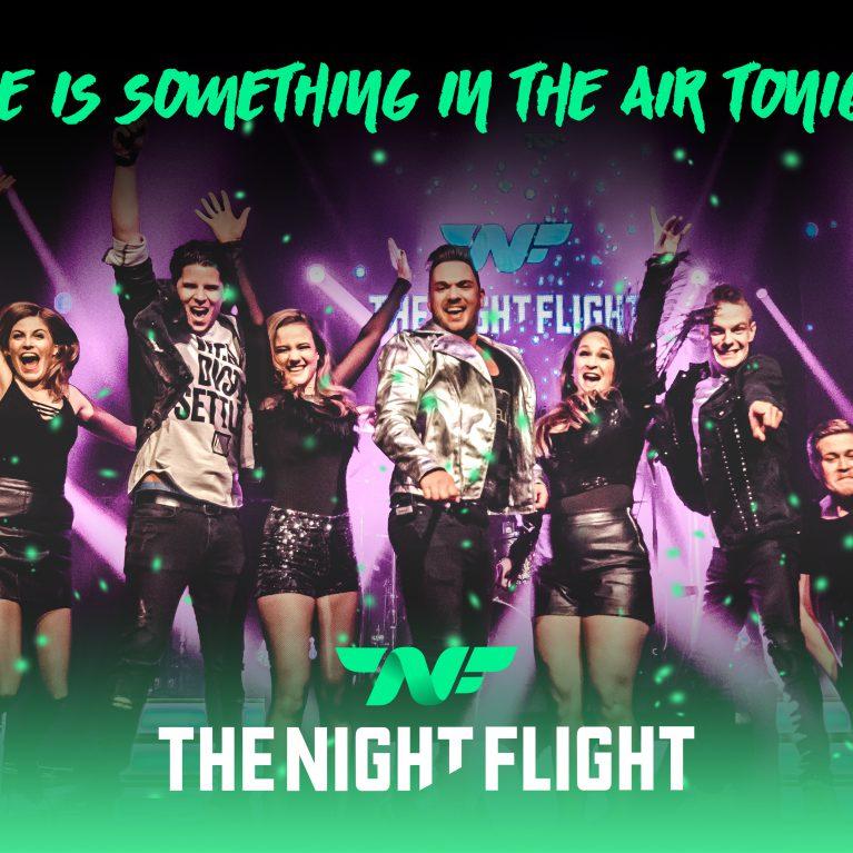 The Night Flight boeken