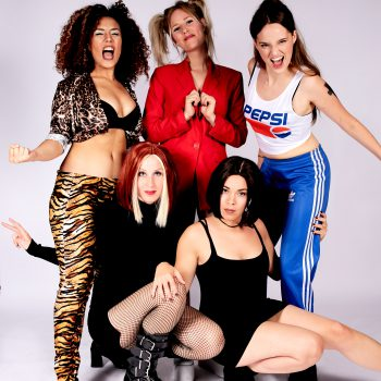 Spice Girls tribute boeken