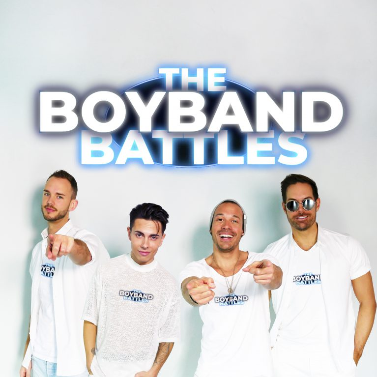 The Boyband Battles boeken