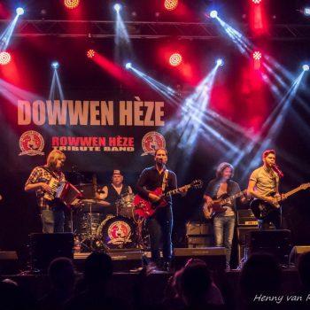 Rowwen Heze tribute band boeken